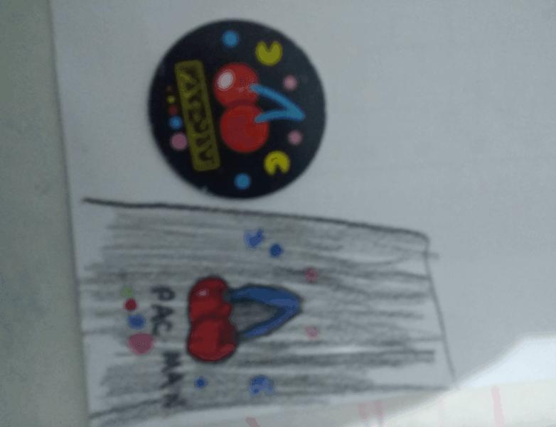 248 Analice 10 Ponta Grossa PR Lapis Desenhos Inspirados Em Tazos