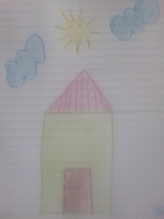 255 Yasmin 11 Januario MG Lapisde Escrever Ede Colorir Casa Dos Meus Sonhos