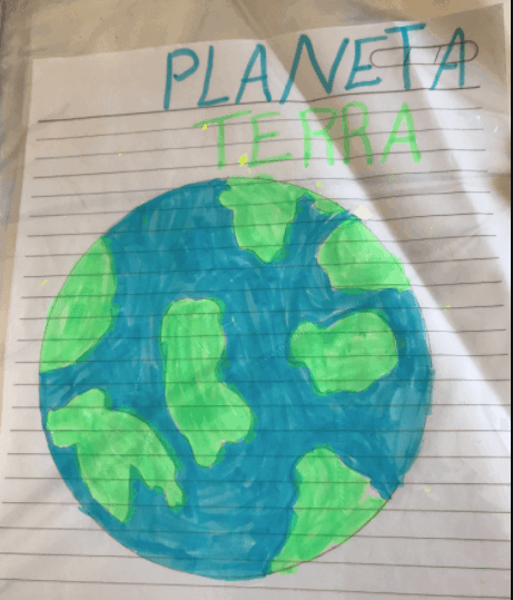 257 Izabela 11 Joinville SC Canetinhae Lapisde Cor O Planeta Terra