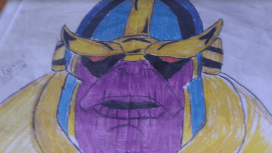 260 Antonio Miguel 11 Guarapiranga SP Lapisde Cor Ede Escrever Thanos