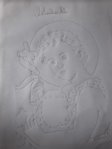 265 Izabel 14 Rio Maria PA Lapiseira Minha Arte