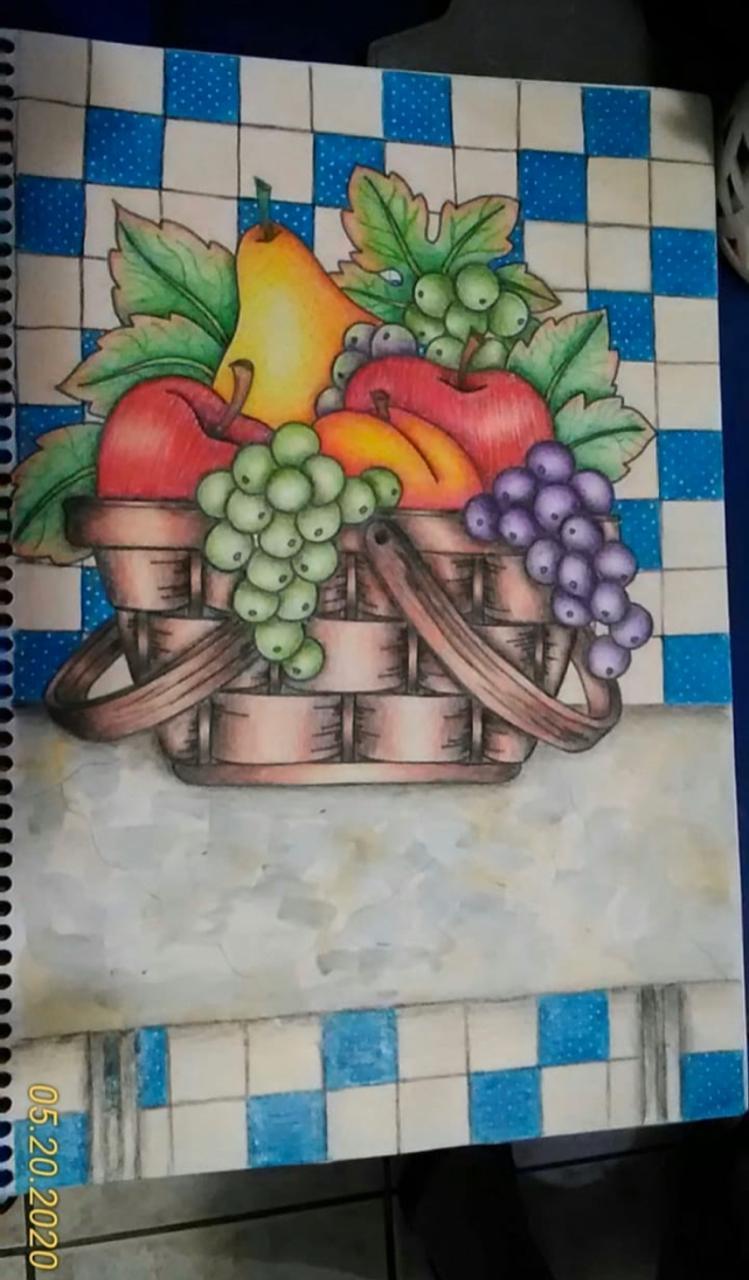 4 Djayara 28 Fortaleza CE Lapisde Cor Cestade Frutas
